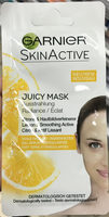 Juicy Mask Radiance / Éclat - Produit
