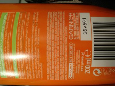 Goodbye Damage conditioner - Product