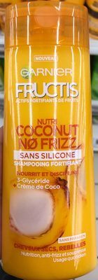 Fructis Nutri Coconut No Frizz - Product - fr
