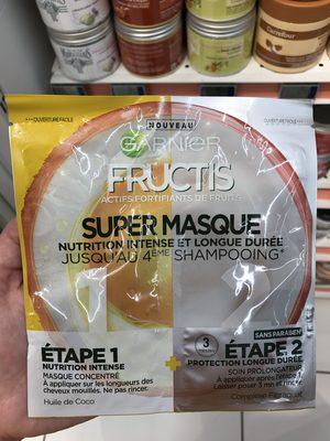 Fructis Super Masque - 3