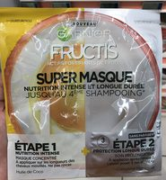 Fructis Super Masque - Product - fr