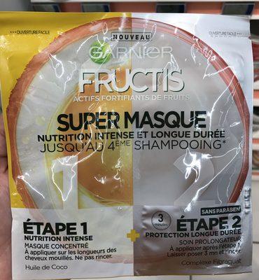 Fructis Super Masque - Product