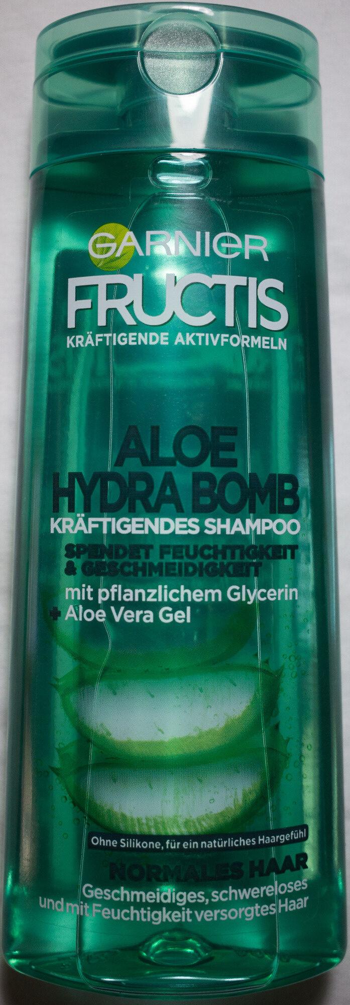 Aloe Hydro Bomb Kräftigendes Shampoo - Product - de