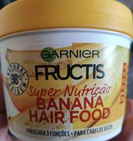 Garnier fructis banana hair food - Product - en