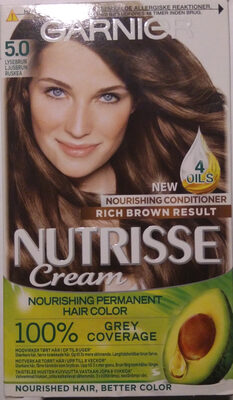 Nutrisse Cream 5.0 - Product