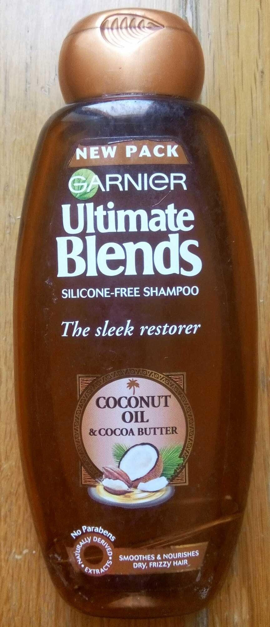 Coconut oil Shampoo - Product - fr
