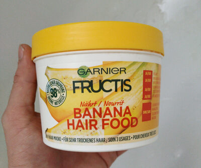 FRUCTIS - Banana Hair Food - Product - en