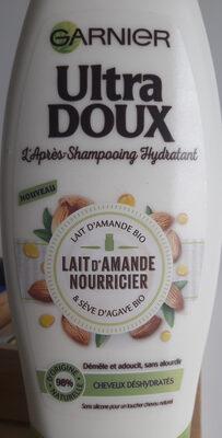 L'après-shampooing hydratant Lait d'amande nourricier - Product - fr
