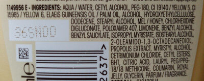 Honig Geheimnisse - Ingredients - de