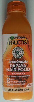 Papaya hair food Shampoo - Product - de
