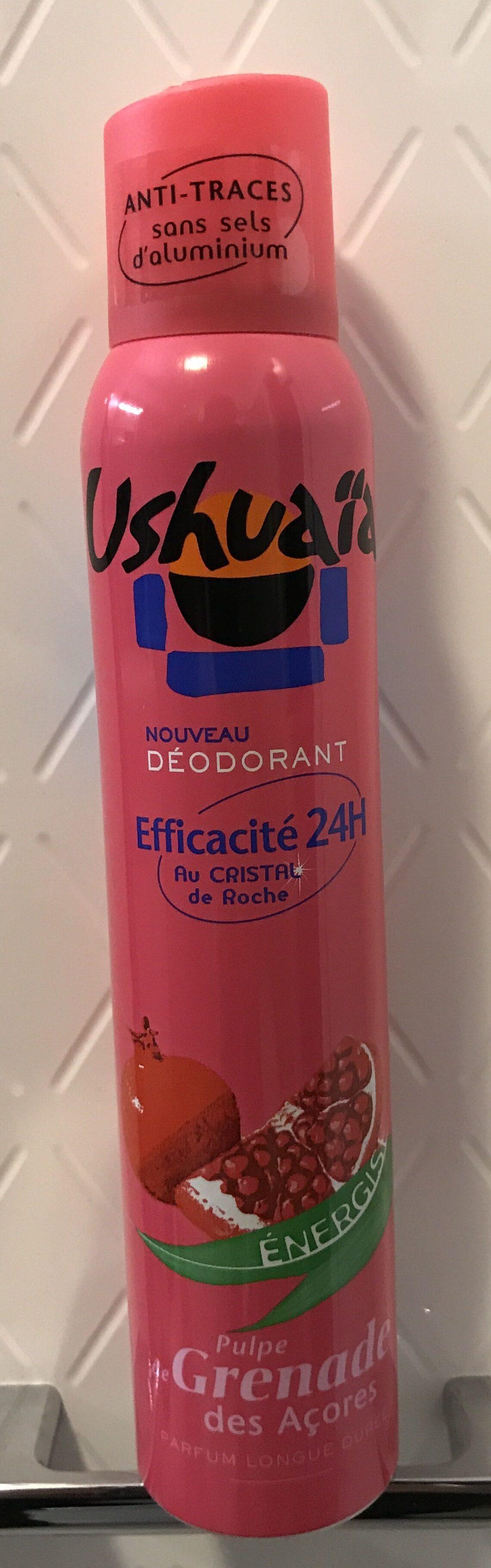 Déodorant à la pulpe de grenade des Açores - Produit