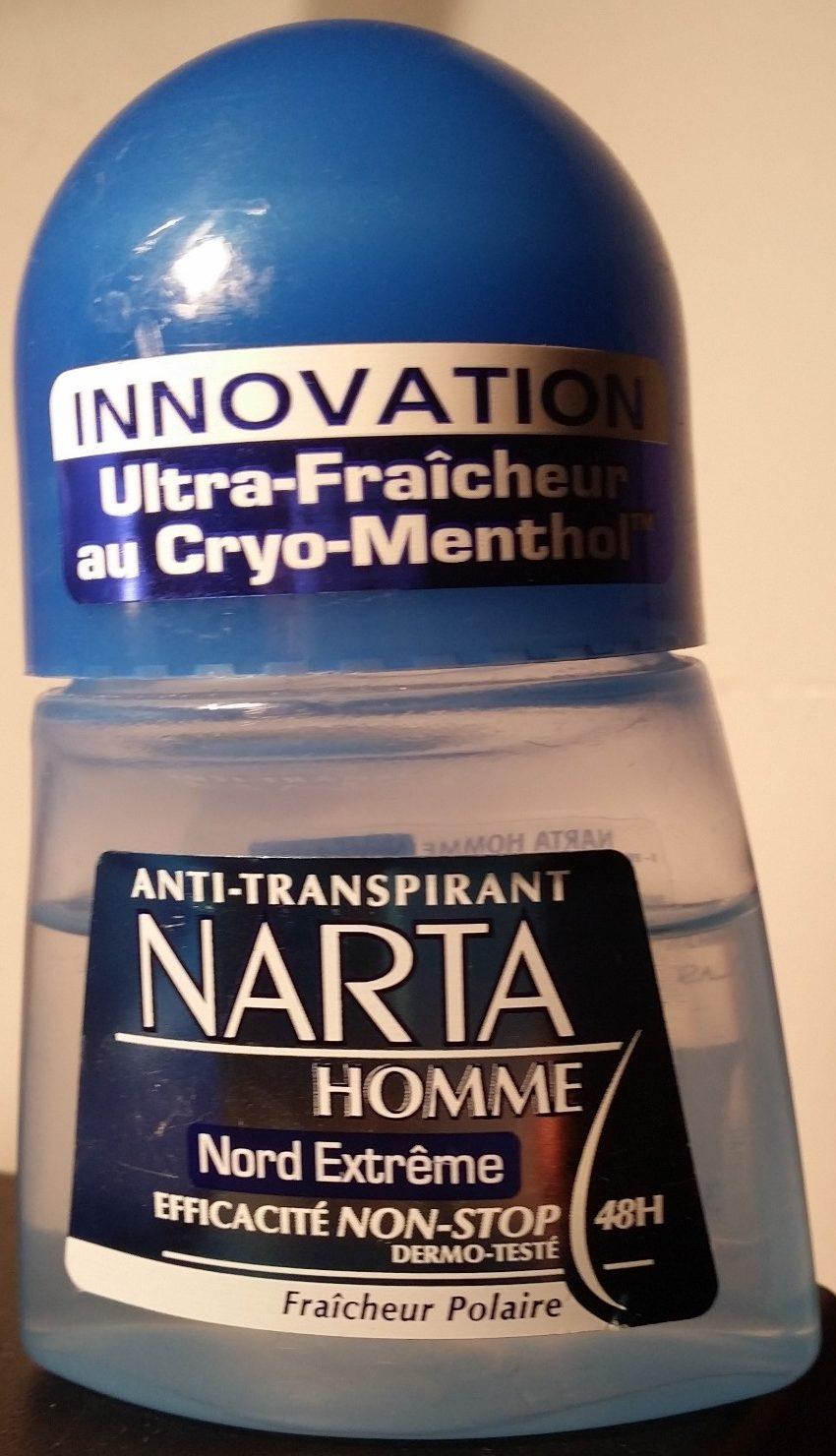 Narta Anti-transpirant Nord extreme - Product - fr