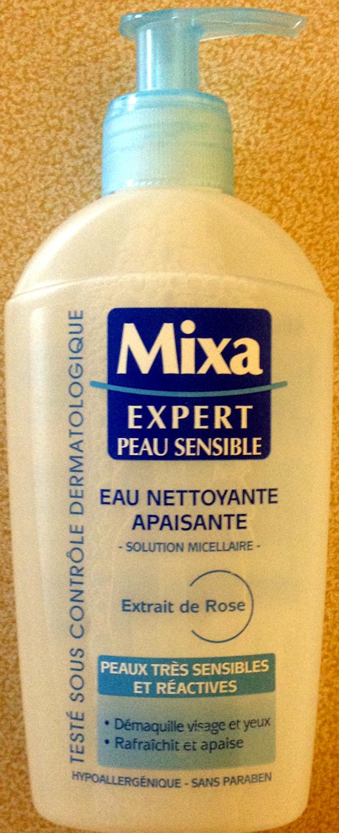 Eau nettoyante apaisante - solution micellaire - Product - fr