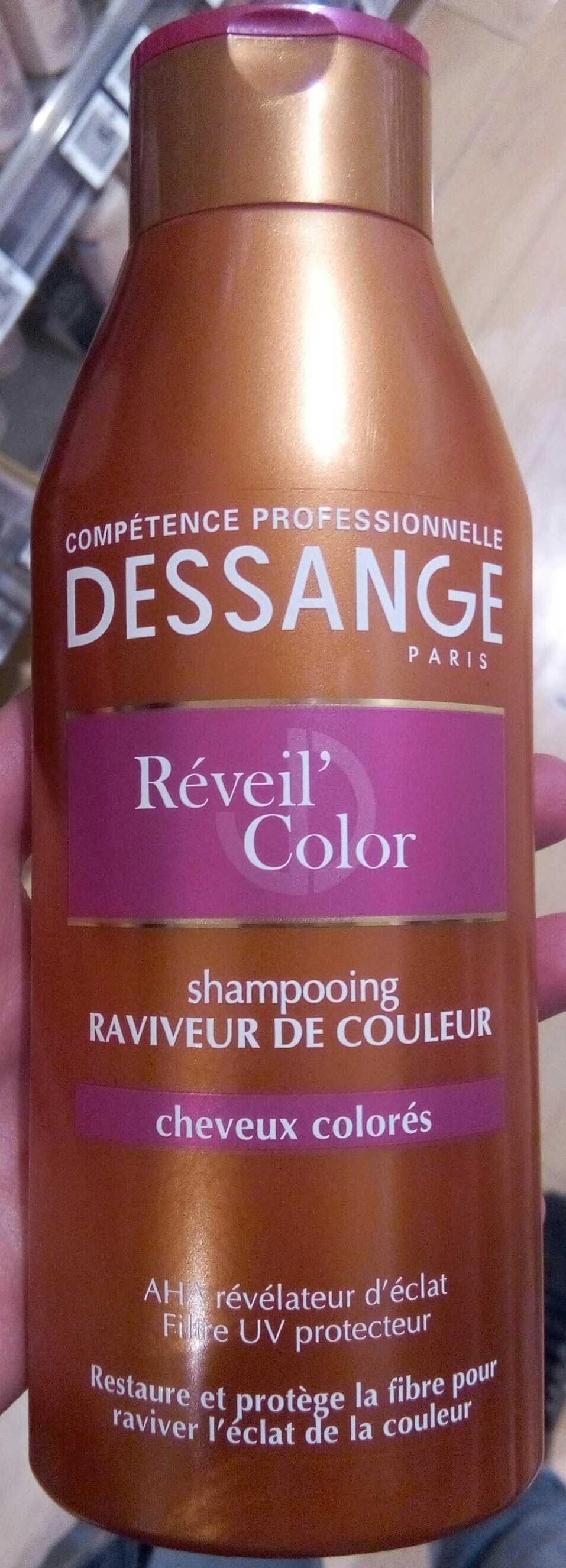 Shampooing raviveur de couleur, Cheveux colorés - Product - fr