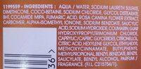 Shampooing raviveur de couleur, Cheveux colorés - Ingredients - fr