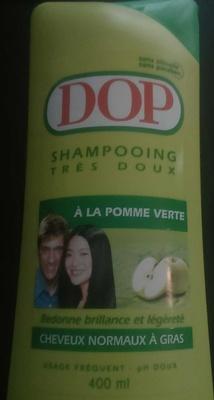 Shampoing très doux à la pomme verte - Product