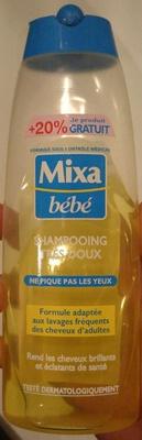 Shampooing très doux (+20% gratuit) - Produit