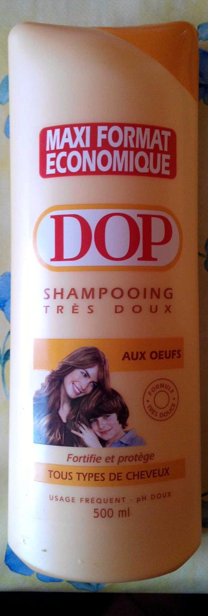 Shampooing très doux aux œufs - Product - fr