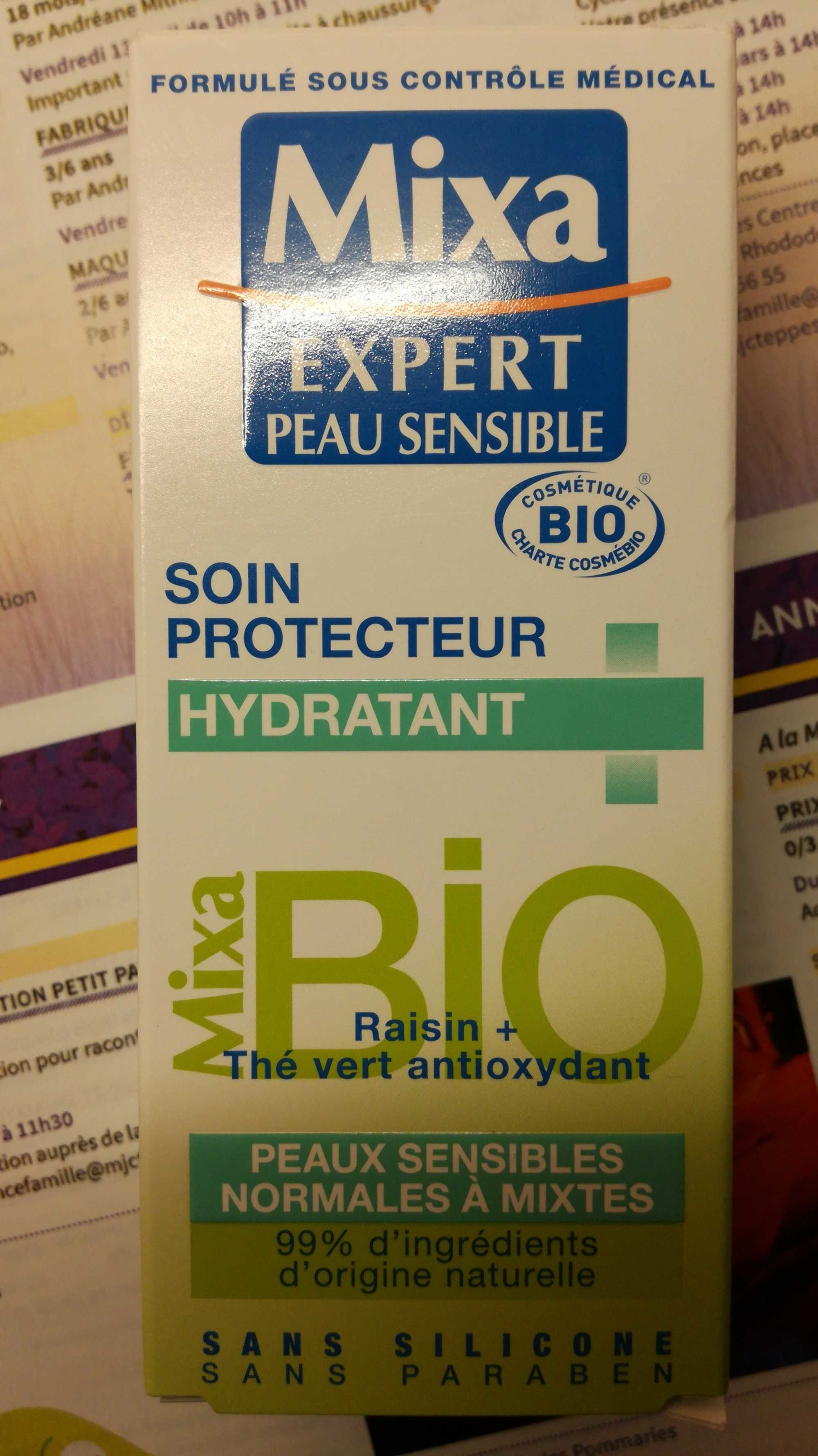 Soin protecteur hydratant bio - Product