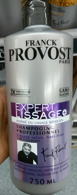 Expert lissage+ shampooing professionnel - Product - fr
