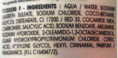 Expert Réparation + - Ingredients