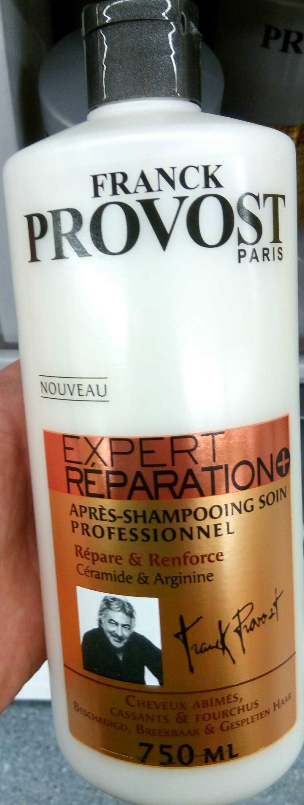 Expert Réparation Après-shampooing soin professionnel - Produit - fr