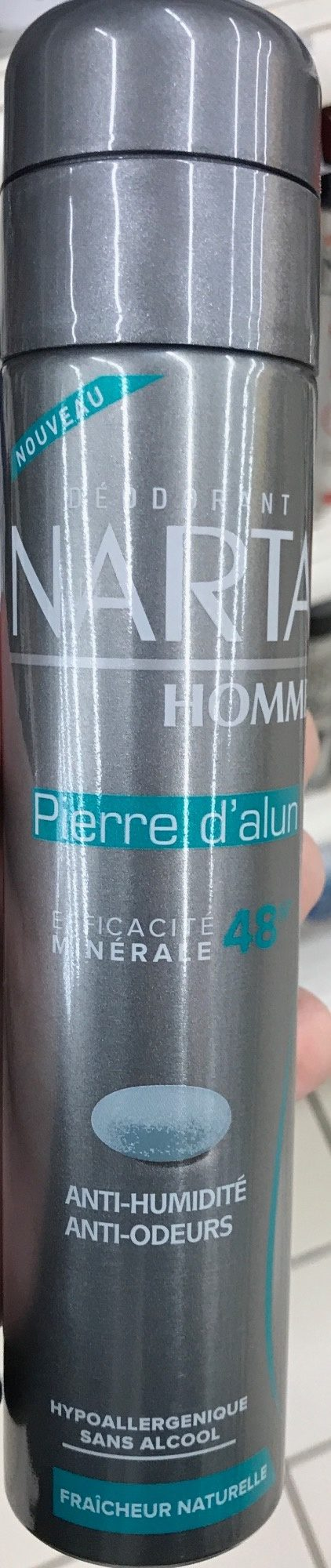 Pierre d'alun 48H - Product