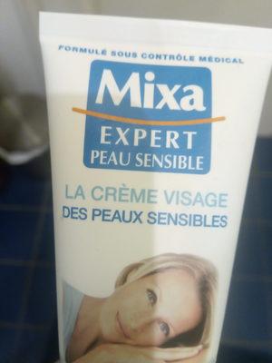 Creme Visage Peaux Sensibles Huile d'Amande - Produit - fr