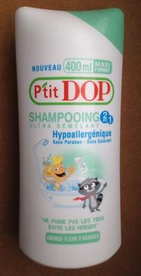 Shampoing 2 en 1 ultra démêlant Amande - Fleur d'Oranger - Product - fr