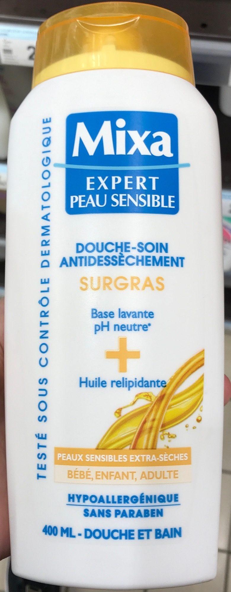 Douche-soin antidessèchement surgras - Product