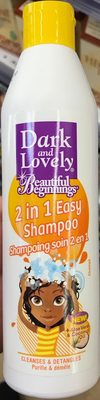 Beautiful Beginnings Shampooing soin 2 en 1 - Product
