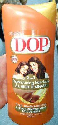 Shampooing très doux 2 en 1 à l'Huile d'Argan - Product
