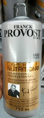 Expert Nutrition+ Shampooing professionnel - Produit