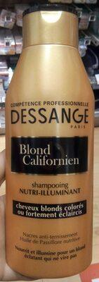 Shampoing Nutri-illuminant Blond Californien - Produit - fr