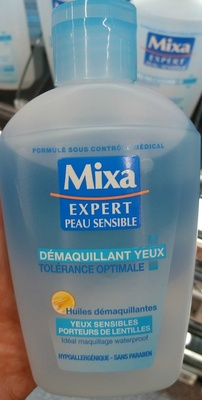 Démaquillant Yeux tolérance optimale - Product