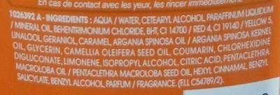 Extrême 3 Huiles Crème démêlante Nutri-régénérante - Ingrédients - fr