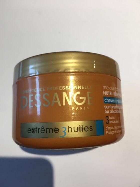 Dessange Extreme 3 Huiles Masque - Product - fr
