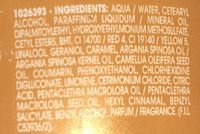 Dessange Extreme 3 Huiles Masque - Ingredients - fr