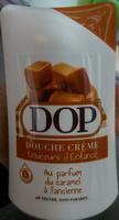 Douche crème douceurs d'enfance au parfum du caramel à l'ancienne - Product - fr