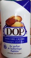 Douche crème douceurs d'enfance au parfum de l'anthentique madeleine - Product