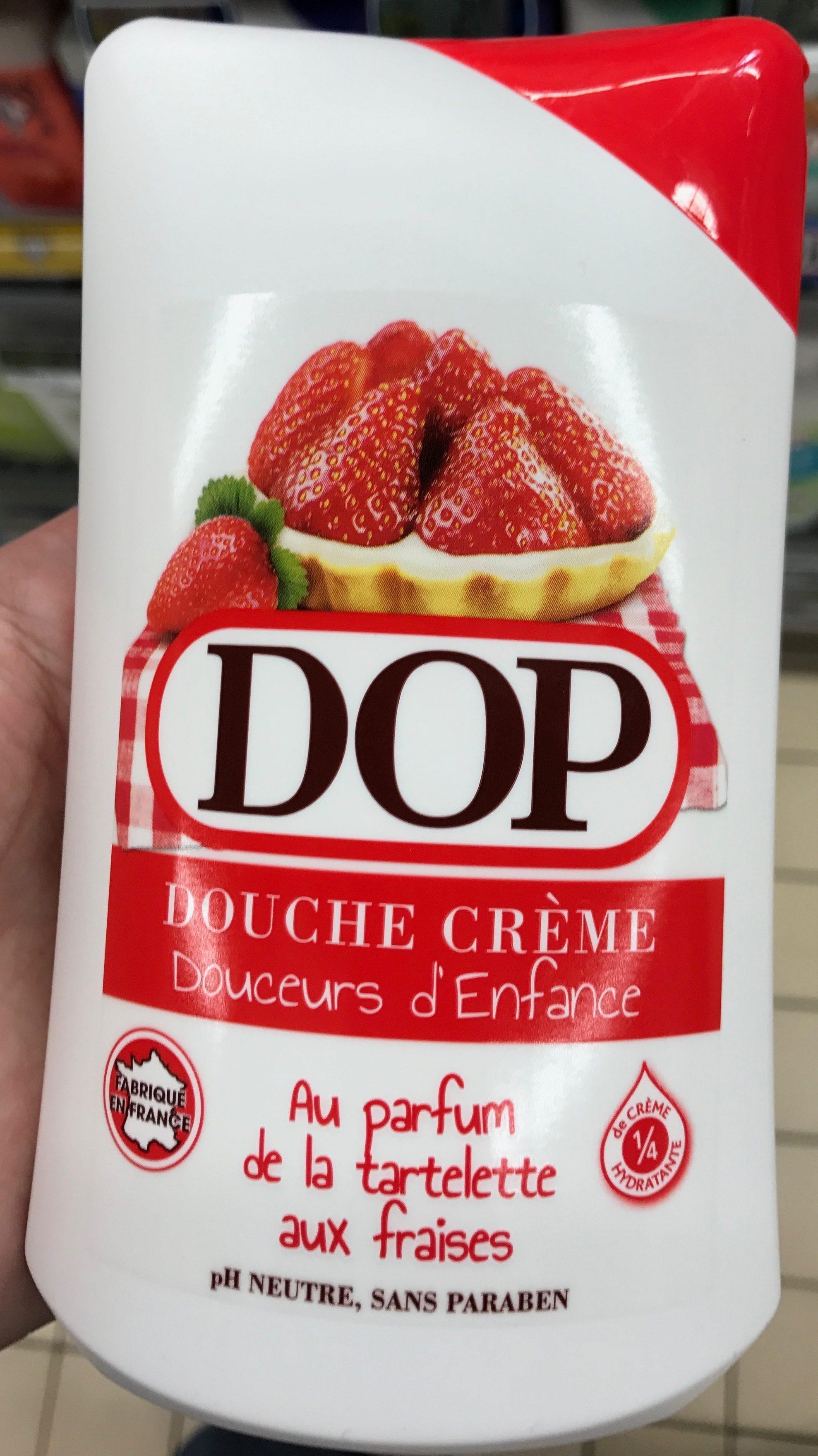 Douche Crème Douceurs d'Enfance au parfum de la tartelette - Product