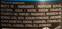 Stick Large Intraçable 72h - Ingredients
