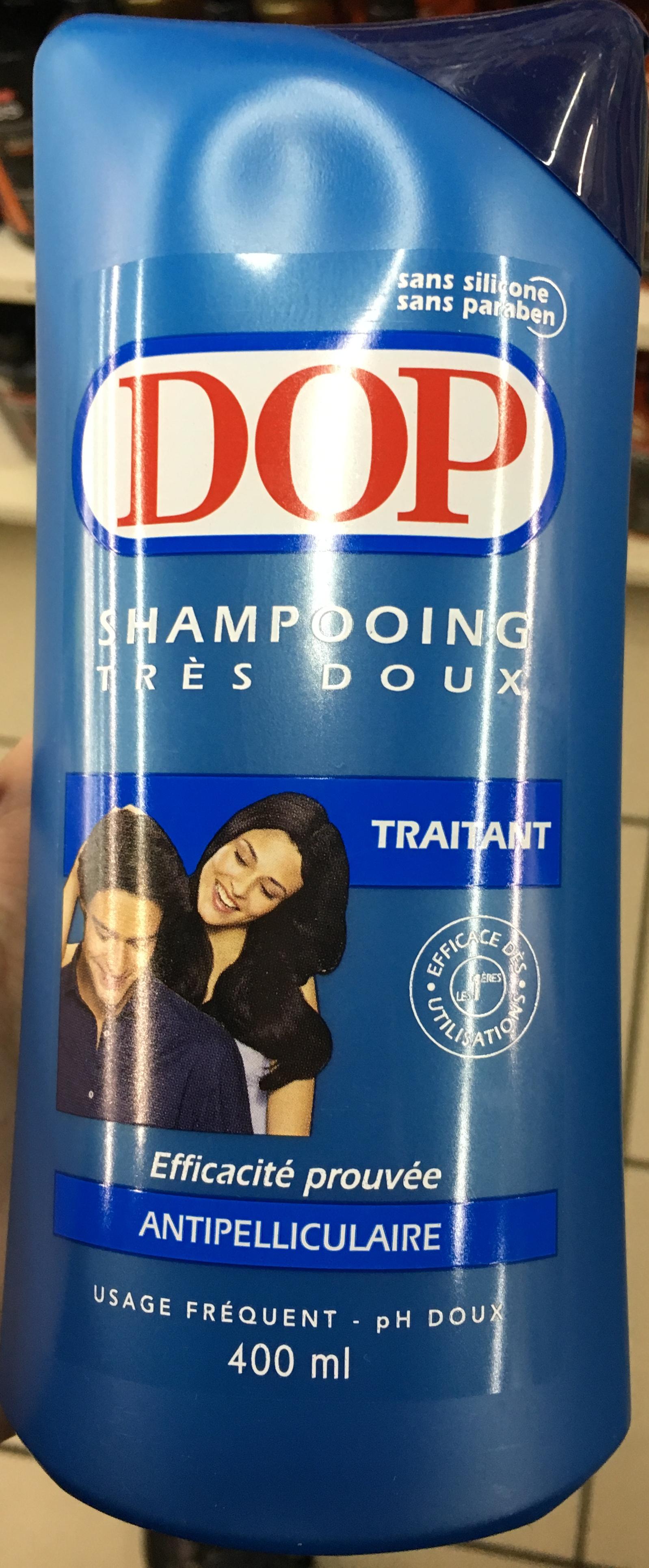 Shampooing très doux Traitant Antipelliculaire - Produit