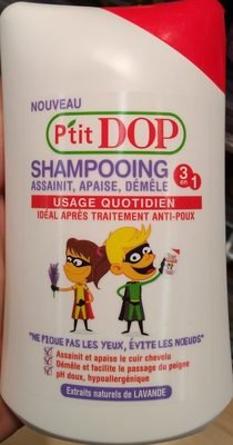Shampooing 3 en 1 usage quotidien - Product - fr