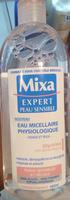Eau micellaire physiologique visages et yeux - Product