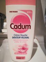 Crème douche douceur velours - Product - fr