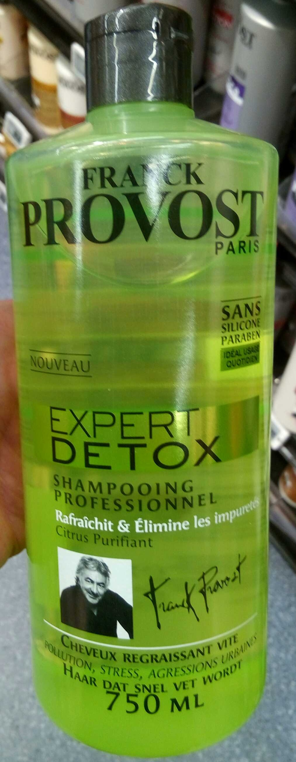 Expert Detox Shampooing professionnel - Product - fr
