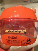 150ML Gel Fixation Extra Forte Vivelle Dop - Ingredients