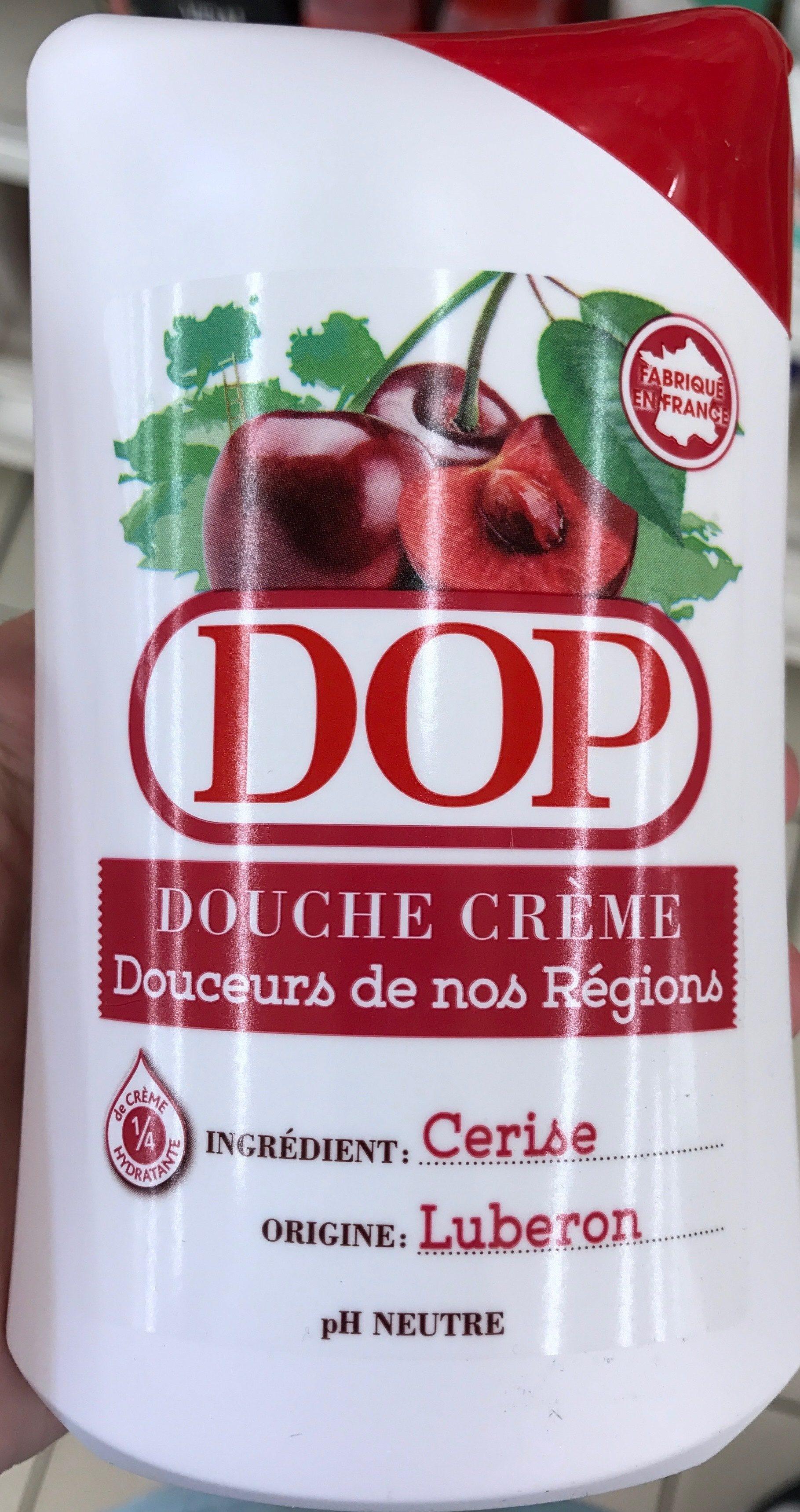 Douche crème Douceurs de nos Régions Cerise Luberon - Produit