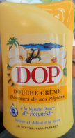 Douche crème douceurs de nos régions à la vanille douce de Polynésie - Produit - fr